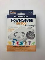 Brand New Action Replay PowerSaves For amiibo with Power Tag! / Datel