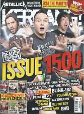 KERRANG! #1500 JAN 2014: 30 SECONDS TO MARS You Me At Six LINKIN PARK Jared Leto