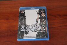 DVD Blu Ray - ZEBRAMAN 2 film de TAKASHI Miike - NEUF