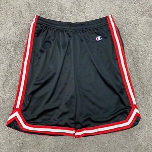 Vintage Mens Champion Miami Heat Shorts No Logo Size XL