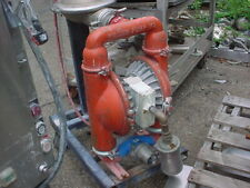 2 Inch Wilden 316 Stainless Steel Diaphragm Pump