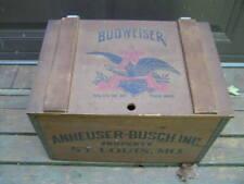 Budweiser Centennial beer crate(1976)