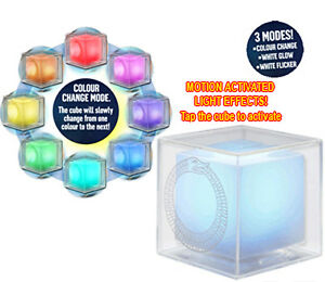 NEW Doctor Dr Who Conciousness Mood Cube - Psychic Container Time Lords - SNAKE