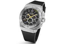 TW Steel TW681 Men's Chronograph Tachymeter Renault F1 Team Date Watch $875