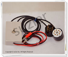 8 Pin Probe Bias Tester For EL34 KT88 6L6 6V6 5881 6550 KT66 Tube Amp,Suzier T7