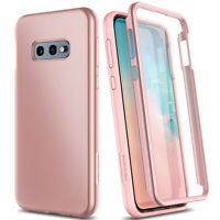 360 Case for Samsung Galaxy S10e S10 plus S9 plus S9 Case with Screen Protector