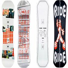 Ride Kink Homme Snowboard Freestyle Twin Jib Parc 2020-2021 Neuf