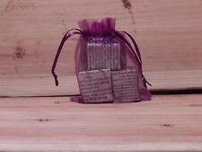 Seifenset, Naturseife, bestehend aus 3 tollen Seifen aus Ghana 80g+