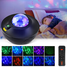 Projector Light USB LED Starry Night Sky Lamp Star Music Player Lamp Home Decor
