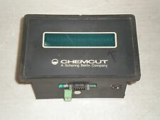 Quartech 9701 Message Display Chemcut Free Shipping!