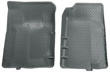 1988-1999 Chevrolet K1500 Husky Classic Style Grey Front Floor Liners Free Ship