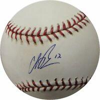 Clint Barmes Signed Autographed Major League Baseball Colorado Rockies Plus COA