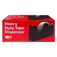 HEAVY DUTY Sticky Tape Dispenser Desktop Office Handy Celloptape Sellotape