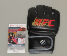 ROBERT 'The Reaper' WHITTAKER UFC 243  4oz Glove  + JSA  Dont Be Fooled by Fakes