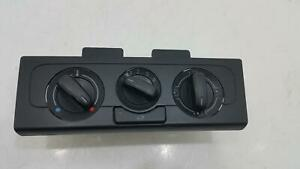 2011 VW Polo 6R Heater Control Switch Panel No Air Con 6R0819045F