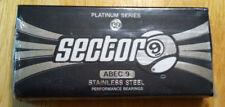 Sector 9 PLATINUM SERIES ABEC 9 Performance Skateboard Longboard Bearings
