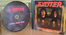 EXCITER  -  Thrash  Speed Burn  (2008)