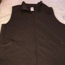 Weekenders butterfly logo vintage quilted XXL Patterned brown #54b vest