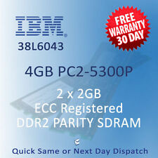 Registered 2GB Network Server Memory (RAM) with 2 Modules