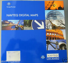 Navigation CD Great Britain / Ireland   Alfa Romeo Fiat  Lancia Connect G1 2011