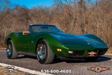 1973 Chevrolet Corvette Corvette Convertible