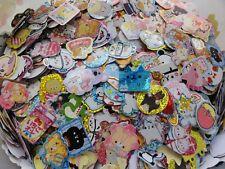 SUPER Lot 400 cute kawaii flake sack sticker san-x crux q-lia japan sanrio kamio
