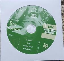 ROY ORBISON KARAOKE CDGM OLDIES MULTIPLEX 8+8 - SDK9023 CRYING,DREAM BABY