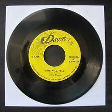 "TIMMY THAMES Time Will Tell DAWN 1976 Jamaica 7"" 45 VINYL REGGAE"