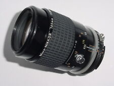 Nikon 105mm F/2.8 Micro-NIKKOR AIs Manual Focus MACRO Lens * Ex