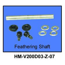Walkera Part HM-V200D03-Z-07 Feathering shaft - US dealer