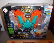 Hapy Vertigo Car, radio control double side toy, new in box, wheeled tumble toy