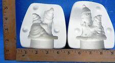 Gnomes - Snow-gnomes Ceramichrome No 2439 Ceramic Mold / Molds