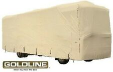Goldline Class A RV Trailer Cover 40 to 42 foot Tan