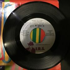 Go Gos - Turn to You / I'm With You w/ Picture Sleeve  IRS  45   NM