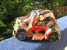 Porcelain Barbie car collectors  item