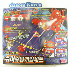 TAKARA  B-Daman Zero 2 System : Ultimate Shooting Set & Cobalt Saber Shining