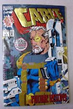 MARVEL COMICS CABLE n. 1 1993 FUTURE DESTINY BOOK ENGLISH NEW
