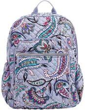 NWT Vera Bradley Campus Backpack, Makani Paisley