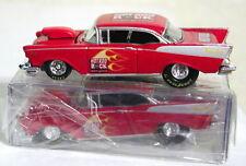 RACING CHAMPIONS 57 1957 CHEVY BEL AIR HOT ROD ROCK MUSIC CHEVROLET CAR RARE