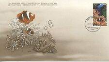 COLLECTION TIMBRES DE LA MER FONDATION COUSTEAU / FAUNE / ¨POISSON 1978