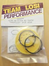 VINTAGE TEAM LOSI A-4194 48 PITCH 82 TOOTH PROFILED SPUR GEAR NIB
