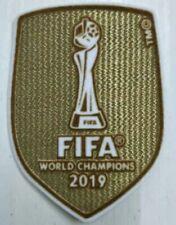 USWNT FIFA 2019 World Cup Champion- Soccer Jersey Patch Women Alex Morgan
