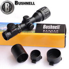 Bushnell Rifle Scope 2-6x32 Banner BDC Duplex Reticle Riflescope Sight HD Glass