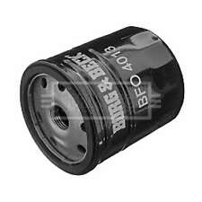 Fits Vauxhall Nova 1.3 S Genuine Borg & Beck Screw-On Spin-On Engine Oil Filter