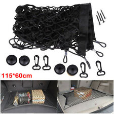 Car Trunk Rear Cargo Organizer Storage Nylon Elastic Mesh Net Holder 115*60cm