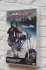 American Chopper The Series- Mikey's Bike (DVD), NEW AND SEALED, FREE SHIPPING