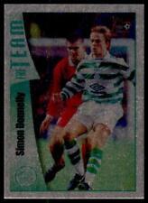Futera Celtic Fans' Selection 1997-1998 (Chrome) Simon Donnelly #21