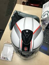 Motorbike Helmets Gilera Original With Clear Visor / Size :L -XL