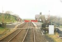 PHOTO  1994 HORTON IN RIBBLESDALE THE RAILWAY STATION