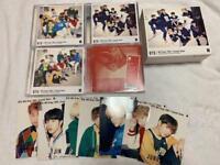MIC Drop DNA Crystal Snow A B C ver. 4 CD DVD Photo Set with case photocard